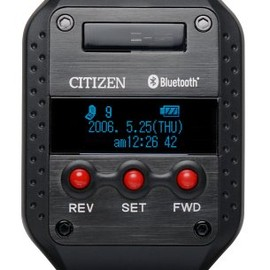 CITIZEN -  i:VIRT BLACK TM84-0291V
