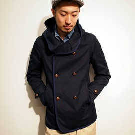 BEAMS - Chino P-Jacket