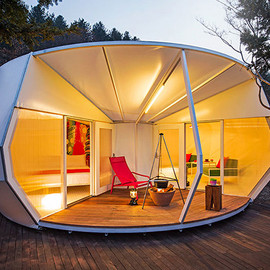 ArchiWorkshop - Glamping Tents