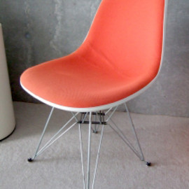 Herman Miller - Dining Height Side Chair Rod Wire Base