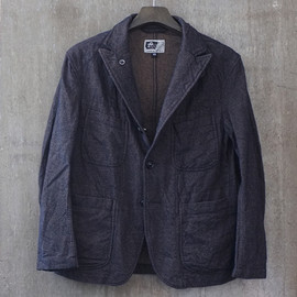 Engineered Garments - Bedford Jacket wool denim 2012FW