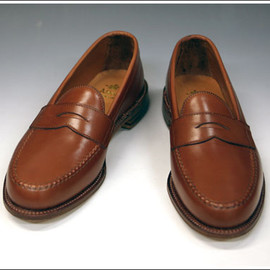 ALDEN - CALF LOAFER