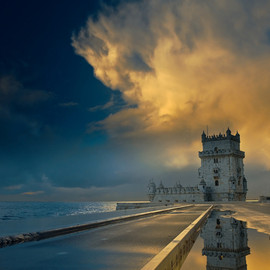 Lisbon, Portugal - 'Belem Tower'