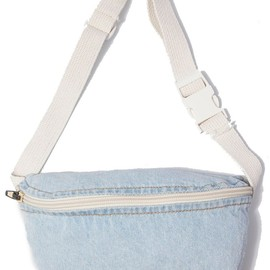 American Apparel - Denim Fanny Pack