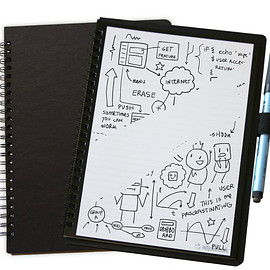 Wipebook - Mini Wipebook Scan - Black