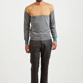 MARNI - Wool Sweater Graphite
