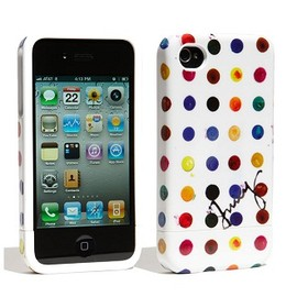 JUICY COUTURE - Watercolor iPhone4ケース