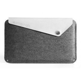 "MUJJO - Macbook Air 11"" Sleeve White"