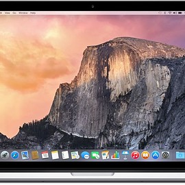 Apple - MacBook Pro (Retina, 15-inch, Mid 2015)