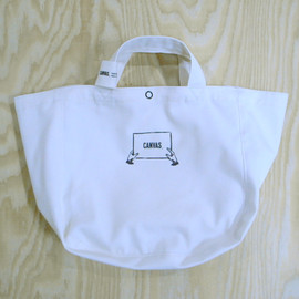 "CANVAS - ""Tiny"" LUNCH BAG"