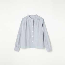 MARGARET HOWELL - oxford stripe shirt