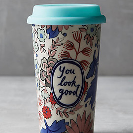 Molly Hatch - Sweet Salutation Travel Mug