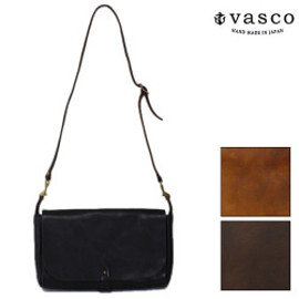 vasco - LEATHER ARMY 3way CLUCH BAG