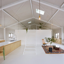 Airside Design Office (Keiichi Kiriyama) - House in Yoro, Gifu Prefecture