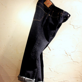 orSlow - 5 Pocket Denim Pants