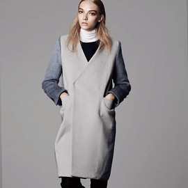 made in HEAVEN - gentle woman coat