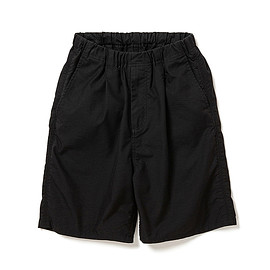 nonnative - DWELLER EASY SHORTS RELAXED FIT C/P OXFORD STRETCH