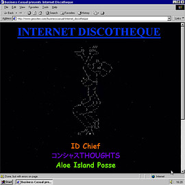 V.A. - Internet Discotheque
