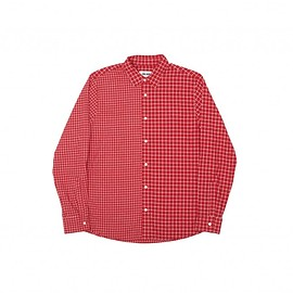 Palace Skateboards - OVER SHIRT RED 2 CHECK