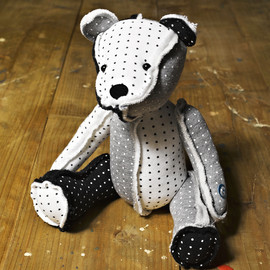 GOODENOUGH - CRAZY DOT TEDY BEAR