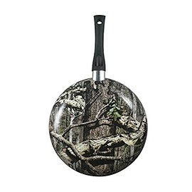 "Mossy Oak - Mossy Oak 10"" Fry Pan, Break-Up Infinity Pattern"