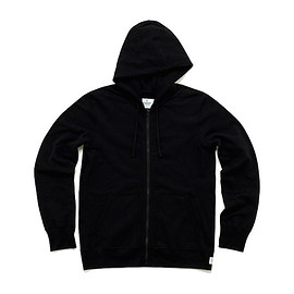 reigning champ - reigning_champ_black_zip_hoodie