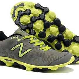 New Balance - Factory Price New Balance Minimus For Sale Ionix 3090 Trainers Cool Grey/Green Mens Shoes