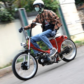Honda - Choppy Cub Indonesia