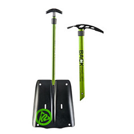 K2 - K2 Rescue Shovel Plus Ice Axe - Shaxe