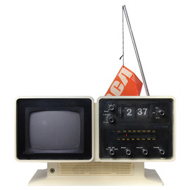 RCA - TV and Alarm Clock Combination