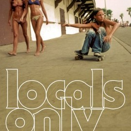"Steve Crist & Hugh Holland - ""Locals Only"" California Skateboarding 1975-1978"