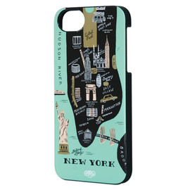 Rifle Paper Co. - New York iPhone 5 Case