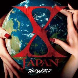 X JAPAN - THE WORLD~X JAPAN 初の全世界ベスト~(仮) (通常盤)