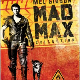 George Miller - Mad Max Trilogy: Petrol Can Packaging[Blu-ray]