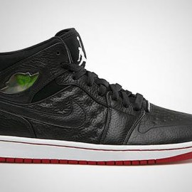 Nike - NIKE AIR JORDAN 1 RETRO '97 BLACK/WHITE-GYM RED