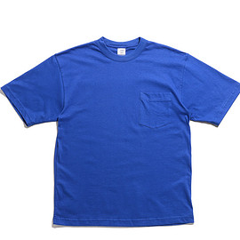CAMBER - Finest Pocket T Shirt-Royal
