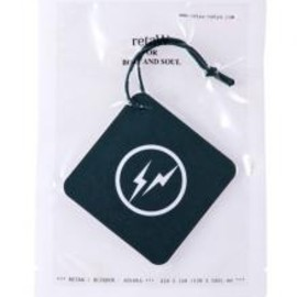 Retaw x fragment design - retaw fragrance car tag × fragment design