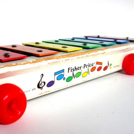 Fisher Price - Pull A Tune Xylophone