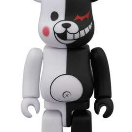 MEDICOM TOY - BE@RBRICK モノクマ