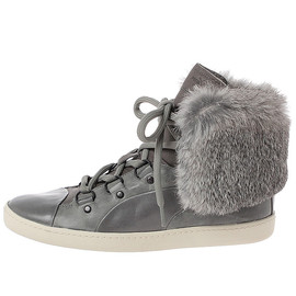 Alexander McQUEEN and PUMA - AMQ BOUND MID FUR