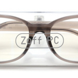 Zoff - Zoff PCクリアレンズ・パック / Shiny Gray ZO31PC2A B-2
