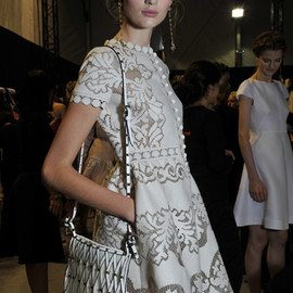 Valentino  - Lace Dress