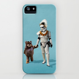 Society6 - Star Wars Buddies iPhone Case