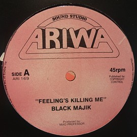 Black Majik - Feelings Killing Me (12inch)