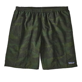 "Patagonia - Men's Baggies Longs - 7"", El Nino Camo: Carbon (ENCB)"