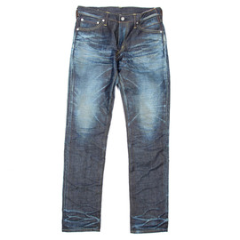 visvim - Social Sculpture Non-Wash Denim 03