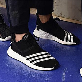 adidas - NMD R2 - Black/White