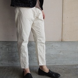 WIM NEELS DAILY - ARC TAPERED 5POCKET TROUSER