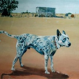 Neville Weston - Outback Dog