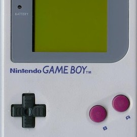 Nintendo - GAME BOY 1st